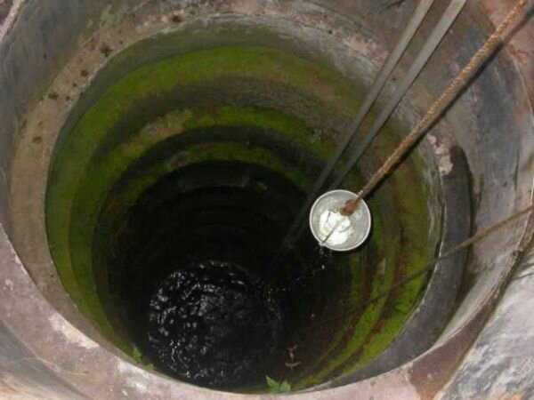 File photo of a well