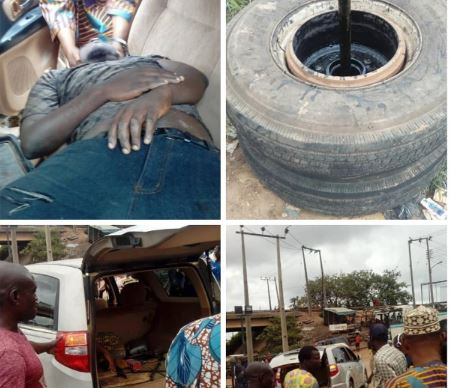 Tragedy As Alfa Slumps And Dies Mysteriously In Oyo State (Photos