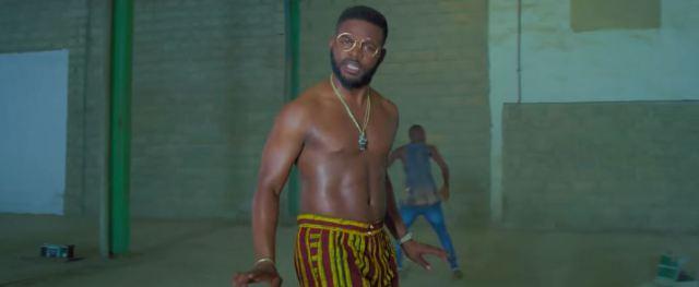 us based nigerian performer adeniji jemiriye blasts falz over this is nigeria video 1
