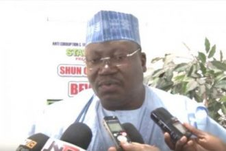 """There Is Nothing Like Jumbo Package"" – Senate President Ahmed Lawan Says As He Shares Details Of His Salary"