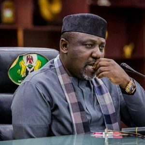 ''We Are Doing A Couple Of Checks And Investigation On Okorocha'' - EFCC