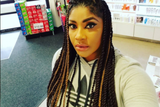 Angela Okorie Calls Out Nigerian Government As Container Falls On Cars In Apapa