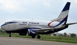 air peace crew exposes 2 women trying to traffic 3 month old baby on lagos banjul flight 300x175 - Shocking; Air Peace De-boarded a Passenger Over Claims he could not communicate in English