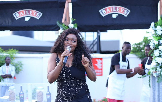Bisola Aiyeola serves Lagosians