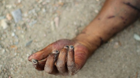Year 4 student crushed to death on her way to buy sharwama