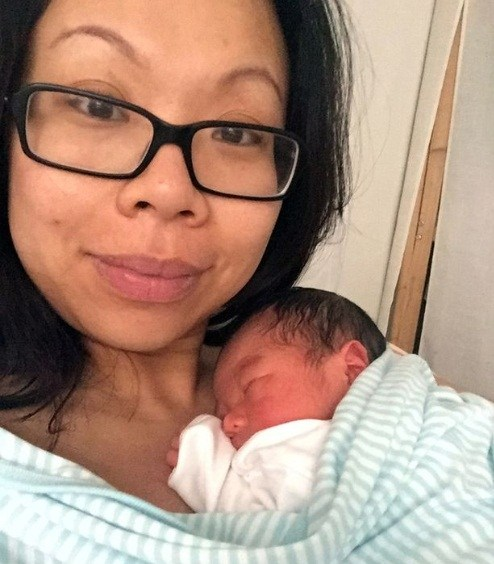 """i did smell but i did not care new mum reveals she didnt bathe for 1 full month after giving birth 1 - """"I did scent, however i didn't care"""" – New mum reveals she didn't bathe for 1 full month after giving beginning"""