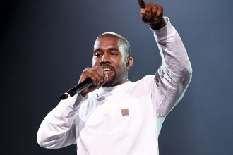 Kanye West Speaks About Strip Club, Sex Trafficking At Joel Osteen's Church (Video)