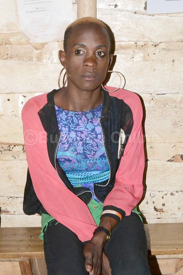 Man busted for disguising as a lady to deceive male clients in