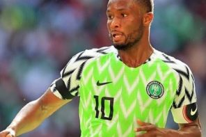 Nigeria vs Guinea: Coach Rohr drops Mikel, makes key changes