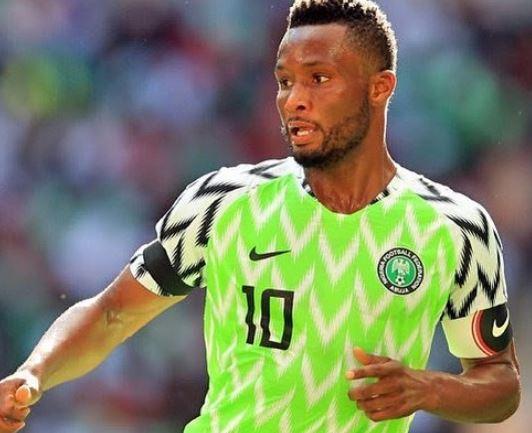 Nigeria vs Guinea: Coach Rohr drops Mikel, makes key changes