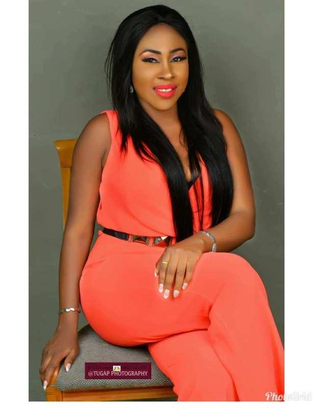 Actress Nnaji Charity