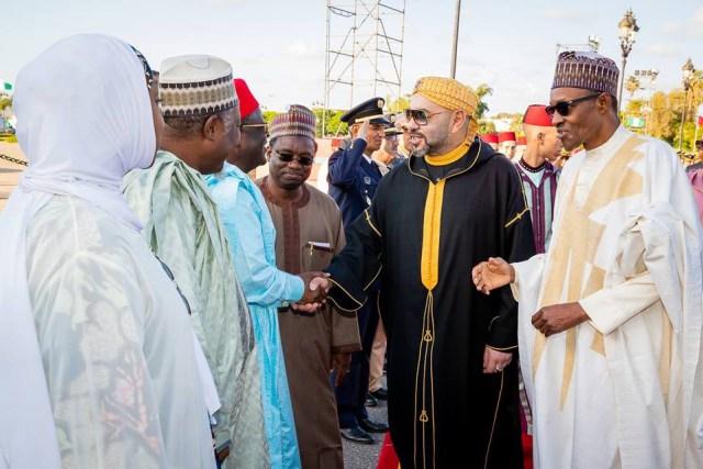 Nigeria & Morocco sign