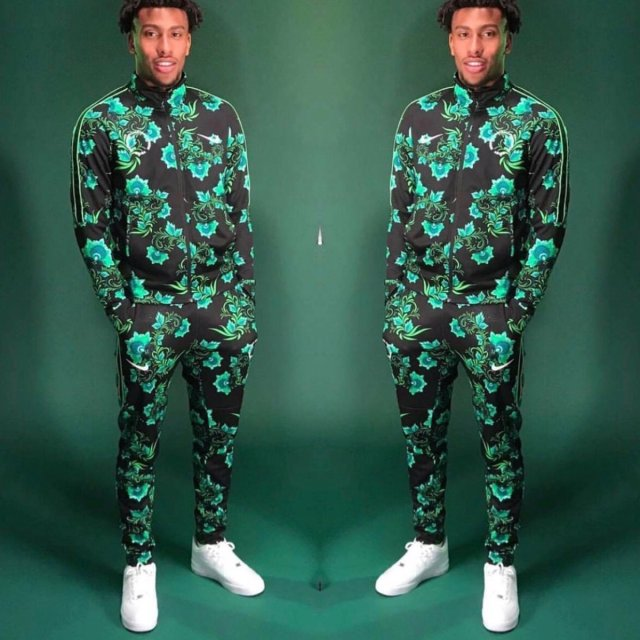 Nigerian Super Eagles World Cup 2018 Tracksuit Costs N72