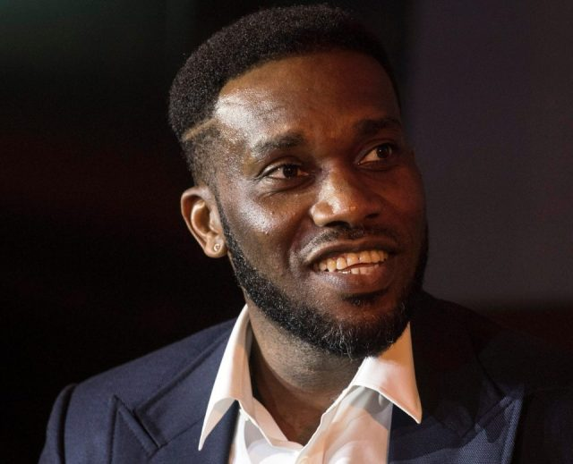 okocha blames moses ighalo for super eagles loss to argentina - Tax Evasion: Okocha Settles Out Of Court With Lagos Internal Revenue Service