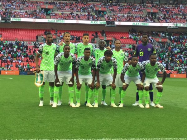 Super Eagles players get World Cup squad numbers - Information Nigeria