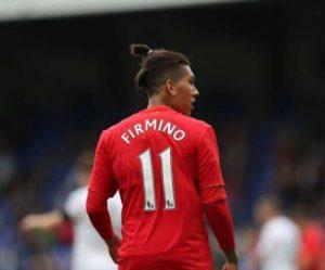 Liverpool striker, Roberto Firminho
