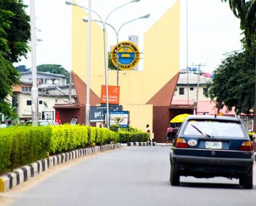 Unilag main entrance