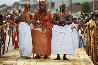 Priests, priestess, native doctors, traditional worshippers converge in Benin to cleanse the land from kidnappers, armed robbers and cultists
