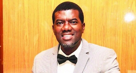 Reno Omokri compares ministers under Buhari and Jonathan, explains why Nigeria is in recession