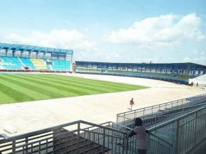 Photo of a stadium