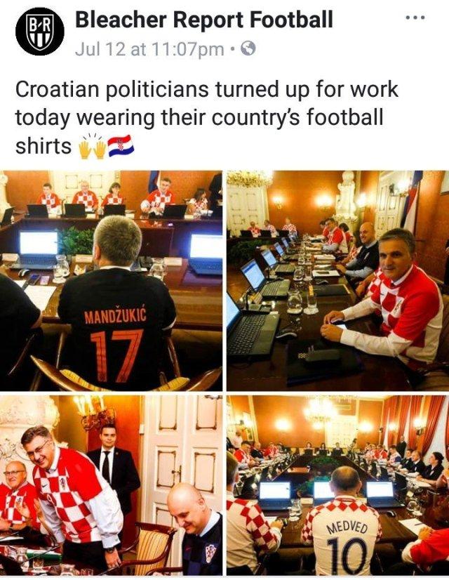 Croatian politicians