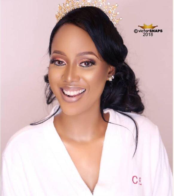 Beauty Queen Makeup: Ex-Beauty Queen, Brayefa Oruabena Releases Stunning Makeup