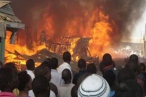 Just In: Explosion kills 10 in Rivers