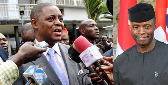 herdsmen killings you are very sick fani kayode attacks osinbajo - Buhari compelled Premium Tines, The Sun, AIT, Channels, and others not to air my articles – Fani-Kayode alleges