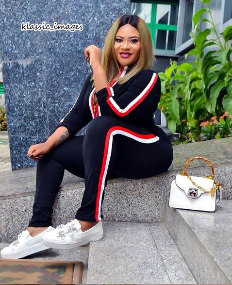 hot slap actress nkechi blessing shares breathtaking photos on instagram - 'The only thing that can make me cry is food' – Nkechi Blessing