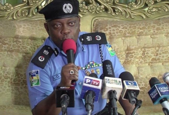 Lagos police command reacts
