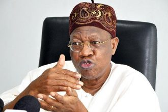 'We have credible evidences to show that there plans to sabotage the preisdent' – Lai Mohammed
