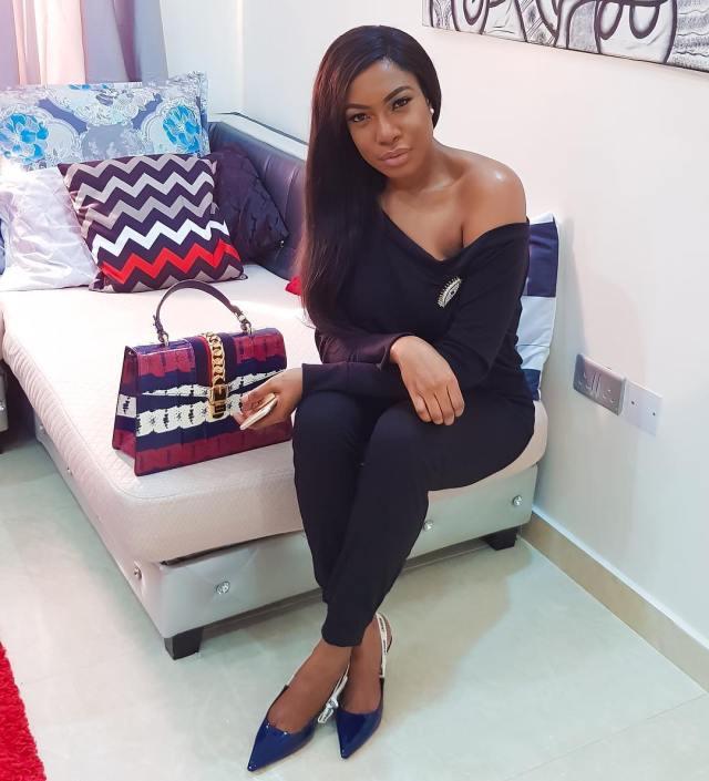 Nollywood Actress, Chika Ike