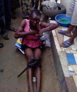 Kidnapper Rivers State