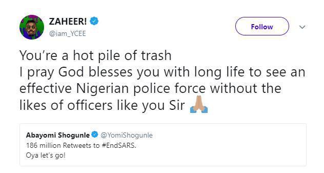 Ycee blasts Yomi Shogunle