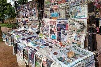Nigerian Newspaper Healines Today: 25th April, 2019