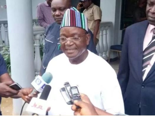 Gov Ortom calls citizens for prayers, blames the devil for incessant killings