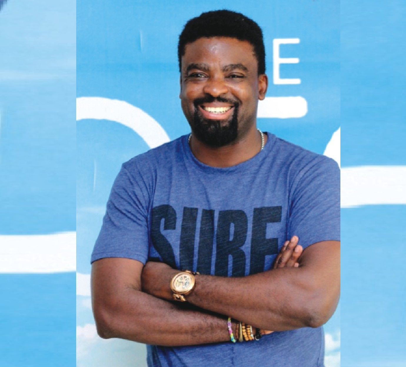 famous actor kunle afolayan explains why he enrolled his son as a mechanic apprentice - Netflix Acquires Kunle Afolayan's New Movie, 'Mokalik'