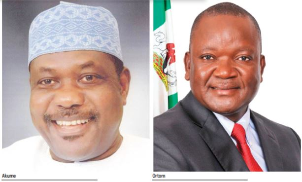 How George Akume Offered 22 Lawmakers N88m To Impeach Me - Gov. Ortom Makes  New Claim - Information Nigeria