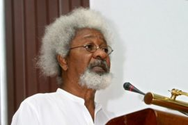 Don't ignore Obasanjo's message - Soyinka to FG