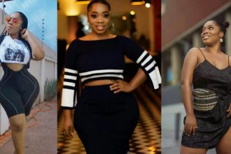 Ghanian Actress, Moesha Bodoung Is Having S*x With Apostle Suleman – Blogger, Cutie_Juls Reveals