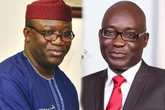 """Rule without bitterness!"" – PDP Ekiti Guber candidates congratulate APC's Fayemi"
