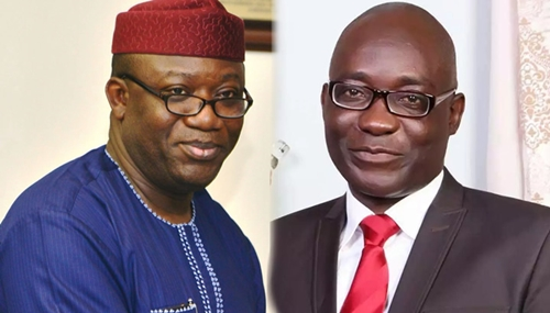 Rule without bitterness!!! PDP Ekiti Guber candidates congratulate APC's Fayemi