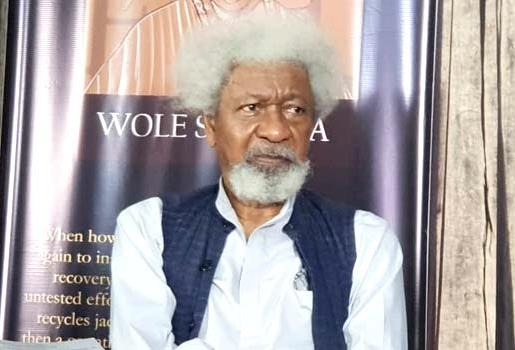 My generation has failed you - Soyinka to Nigerians
