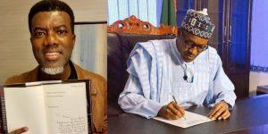 ''I Left Nigeria Because Buhari Is Looking For Me'' - Reno Omokri Makes Shocking Revelation