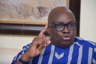 Fayose Tenders Apology To Those He Might Have Wronged