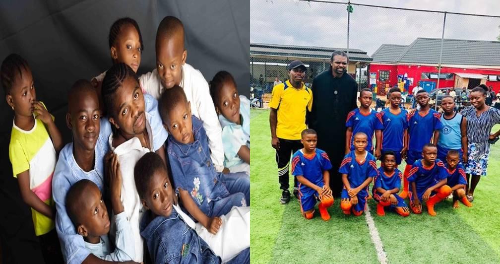 """Trophies are good but saving lives means a lot to me"" – Kanu Nwankwo"