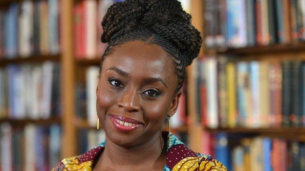Chimamnda Adichie