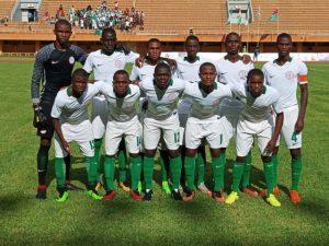 Eaglets in Niger 300x225 - Poland U20 World Cup: Nigerians Throw Mud At Flying Eagles For Shoddy Display