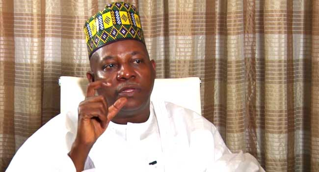 Buhari's Choice Of Service Chiefs Will Bring End To Boko Haram Madness: Shettima