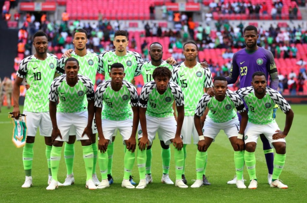 what nigerians are saying about super eagles group